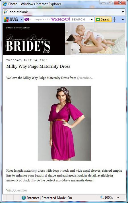 Breastfeeding nursing wear maternity